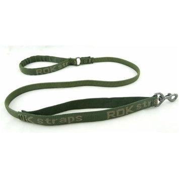 Rok Straps 3 in 1 Camo Anti-Pull Solid Rubber Leash, Large (54 H x 1 W x 0.25 D), Jungle Camo