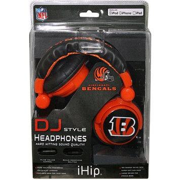 Cincinnati Bengals iHip DJ Headphones