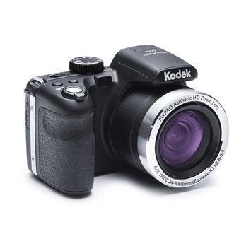 Jk Imaging AZ421 - 16 MP - CCD - 42 X - 3 INCH - LITHIUM-ION - BLACK - 4X - LCD DISPLAY
