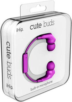 Zeikos Purple Cute Earphones W/Mic