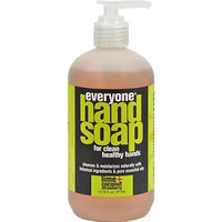 2 Packs of EO Products Lime And Coconut With Strawberry Everyone Hand Soap