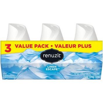 Renuzit Linen Escape Gel Air Fresheners - 7oz