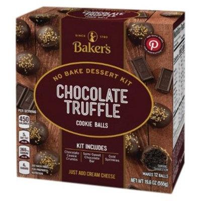 Baker's Chocolate Truffle Kit - 8.6oz