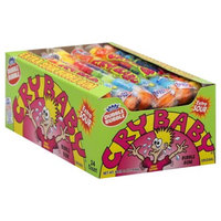 Concord Cry Baby Sour Bubble Gum - 9ct - 24pk