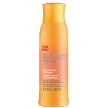 Wella Biotouch Nutri Care Color Nutrition Reflex Shampoo 8.5 oz - For Blonde and Gray Hair