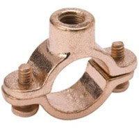 B & K Industries B & k C72-100HC Split Ring Hanger 1', Copper