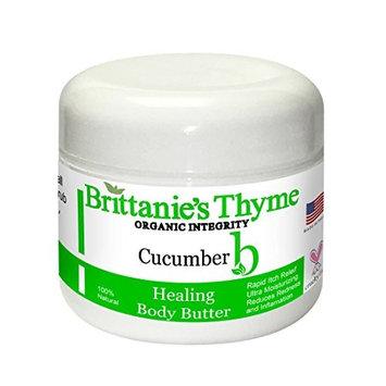 Cucumber Cellular Anti-age Rejuvenating Healing Skin Butter 100% Natural, Argan Oil, Olive Squalane, Shea Butter, Kokum Butter, Hemp Seed Oil, Carnuba Wax, Vitamin E