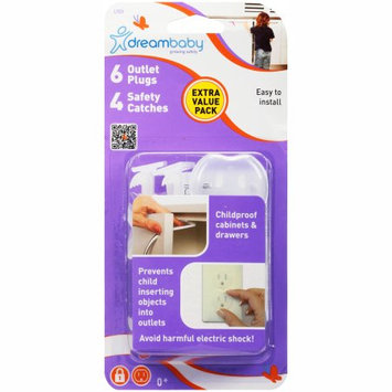 Dreambaby Safety Catches & Outlet Plugs