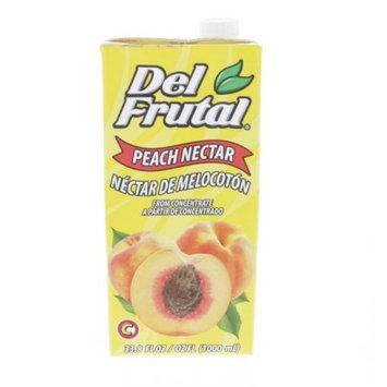 Alimentos Maravilla Del Frutal Peach Nectar Concentrate 1000ml - Concentrado de jugo de melocoton (Pack of 9)