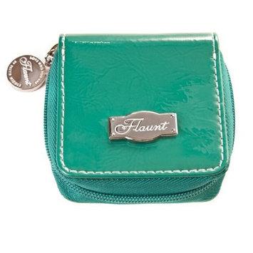 Flaunt Solid Teal Contact Lens Case * Handbag New Fashion 92140(FF)