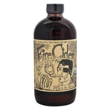 FIRE CIDER Apple Cider Vinegar and Honey Tonic   Original   16 oz
