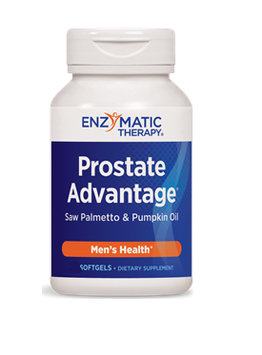 Prostate Advantage* 180 gels by Enzymatic Therapy