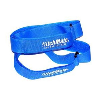 HitchMate QuickCinch Straps in Blue (10-Pack)