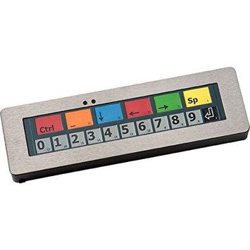 Tg-3 Electronics BUMP BAR; 17 KEY TETHERED DURASWITCH, HORIZONTAL ORIENTATION, USB