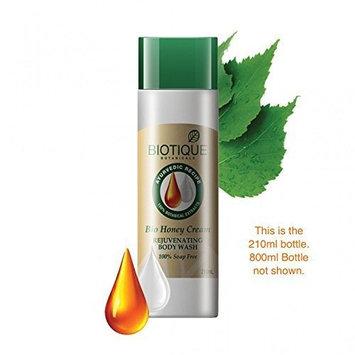 Bio Honey Cream Rejuvenating Body Wash, 800ml-
