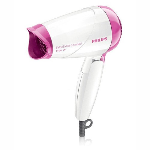 Philips HP-8102/00 Salon Extra Compact Easy Care Hair Dryer 220V & Simple English Manual