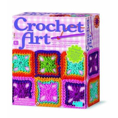 Great Gizmos Crochet Art