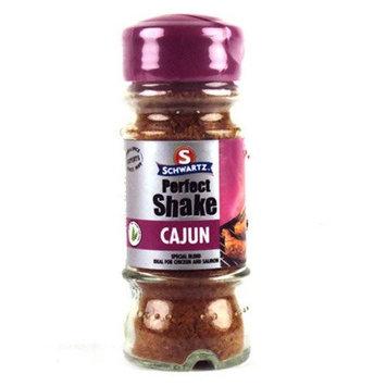 Schwartz Cajun Seasoning 44g