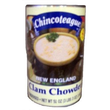 England Clam Chowder 51oz (12 Pack)