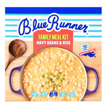Blue Runner Navy Beans & Rice Meal Kit