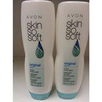 Avon Skin so Soft Original Jojoba Body Wash