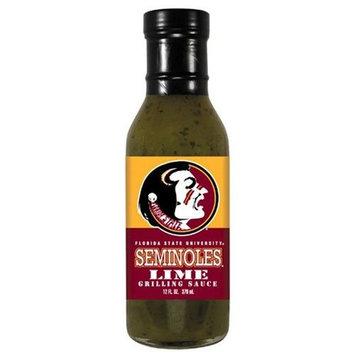 Florida State Seminoles NCAA Lime Grilling Sauce - 5oz