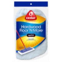 Hardwood Floor & More Mop Refill Bonnet 2PK