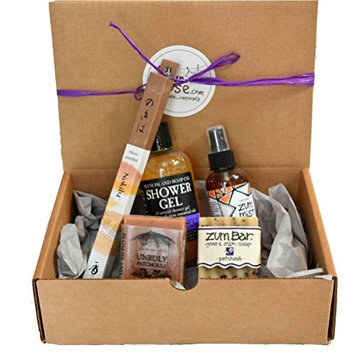 All Natural Gift Basket for Birthdays, Anniversaries, Thank You - Patchouli Lover