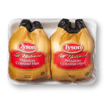 Tyson Premium Cornish Game Hen - 2pk / 3lbs