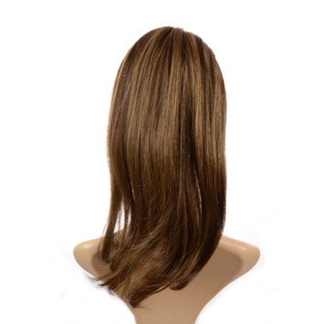 Hair Crown Volume Hairpiece | Clip in Volume Hair Extensions | Caramel Brown