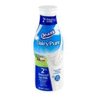 Dean Foods Company Garelick Farms Dairy Pure 2% Reduced Fat Milk, 1.0 QT