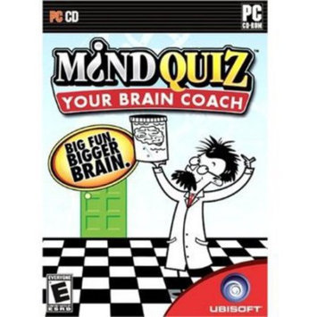 iNetVideo N02-008458 Mind Quiz - Your Brain Coach - PC