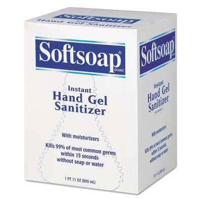 Softsoap® Fragrance-free Instant Hand Gel Sanitizer Refill