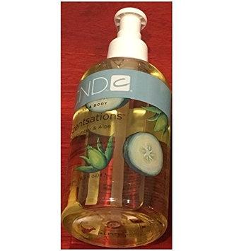 Scentsations Cucumber & Aloe Hand & Body Wash - 245 mL / 8.3oz x 1 pieceScentsations Cucumber & Aloe Hand & Body Wash - 245 mL / 8.3oz x 1 piece