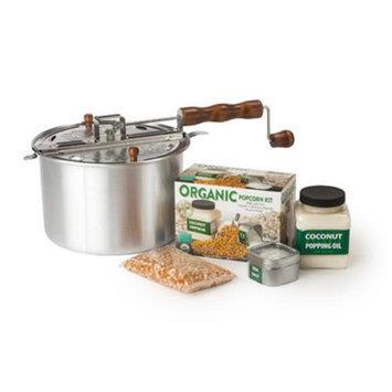 Wabash Valley Farms 36058 Original Whirley-Pop Organic Popcorn Kit