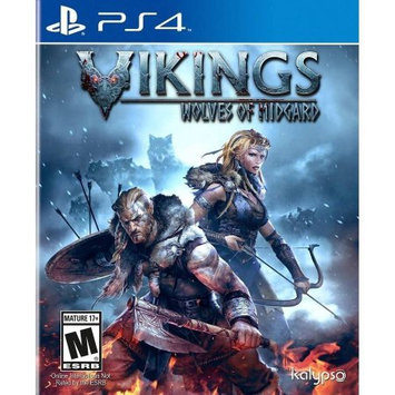 Kalypso Vikings Wolves of Midgard (PS4) - Preowned