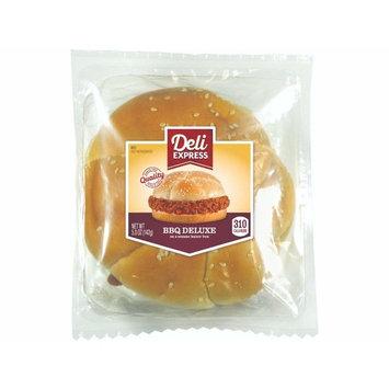 Deli Express Deluxe Barbecue Sandwich, 5 Ounce -- 10 per case.