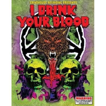 Cav Distributing Corp I Drink Your Blood Blu-ray