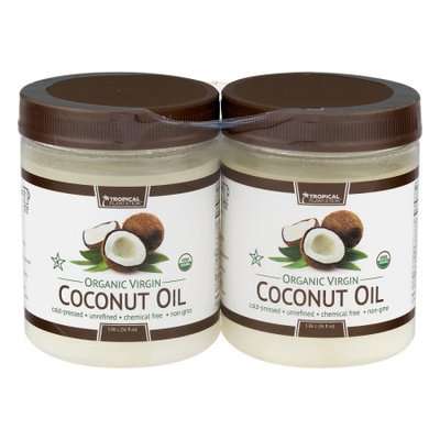 Lily Of The Desert Coconut Oil Organic - 2 PK, 72.0 OZ