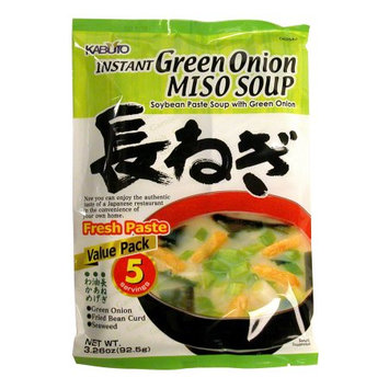 Rhee Bros Instant Miso Soup (Green Onion)