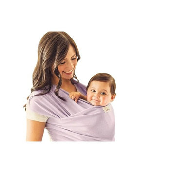 Seven Sling Baby Girls Infant Wrap Carrier Multiple Ways 8-35 Lbs -Lilac-