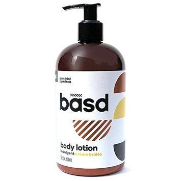 Basd Body Lotion (Indulgent Crème Brûlée)