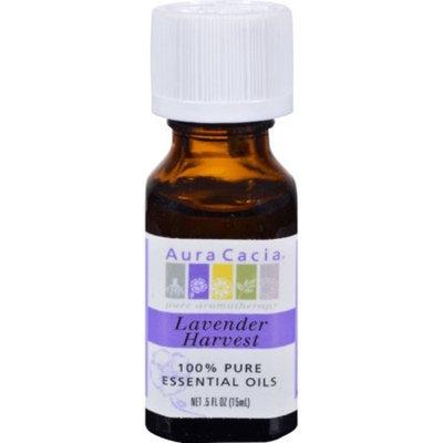Aura Cacia Pure Essential Oil Lavender Harvest - 0.5 fl oz