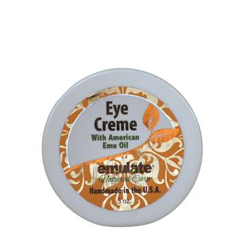 Emu Oil Concentrated Eye Creme emulate Natural Care .5 oz Liquid