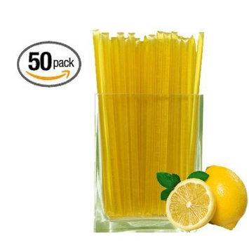 Lemon Honeystix - Flavored Honey - Pack of 50 Stix - Honey Sticks