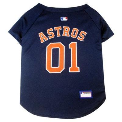 MLB Pets First Baseball Dog Jersey - Houston Astros