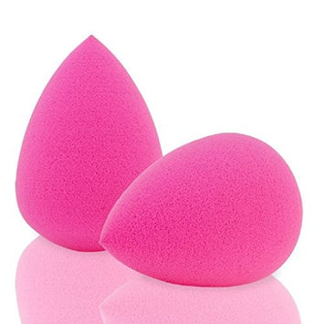 Makeup Sponge,Sandistoe 2pc Droplet Beauty Sponge Makeup Liquid Foundation