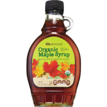 Gold Emblem Abound Organic Maple Syrup, 8 OZ