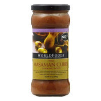 World Foods Rdy 2 Pour Thai Masaman -Pack of 6