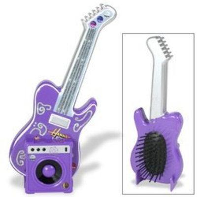 Hannah Montana Large Musical Brush